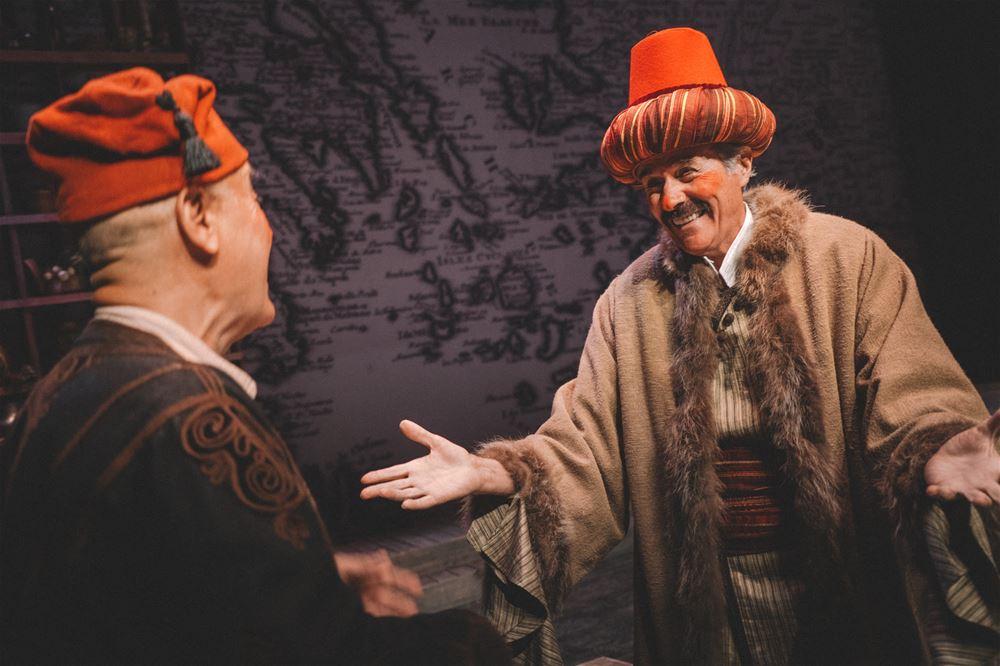 """""""Εφαρμογή Θεσσαλονίκη"""":Ο Τάκης Χρυσικάκος για την παράσταση Βαβυλωνία – Το ξέσπασμα για τους αρνητές (AUDIO)"""