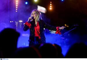 Πρεμιέρα σήμερα (15/10) η Άννα Βίσση στη Θεσσαλονίκη και στο Barbarella Live Party