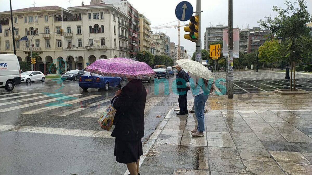 Ο καιρός σήμερα Σάββατο (09/10) στη Θεσσαλονίκη