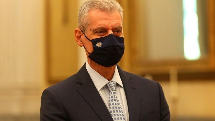 Στη Βόρεια Εύβοια ο υφυπουργός Κλιματικής Κρίσης και Πολιτικής Προστασίας