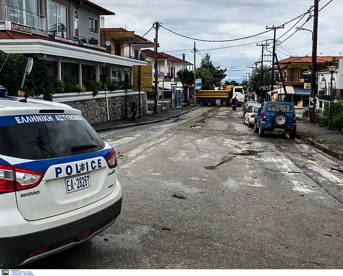 Θεσσαλονίκη: Αυτοί οι δρόμοι είναι κλειστοί λόγω της κακοκαιρίας