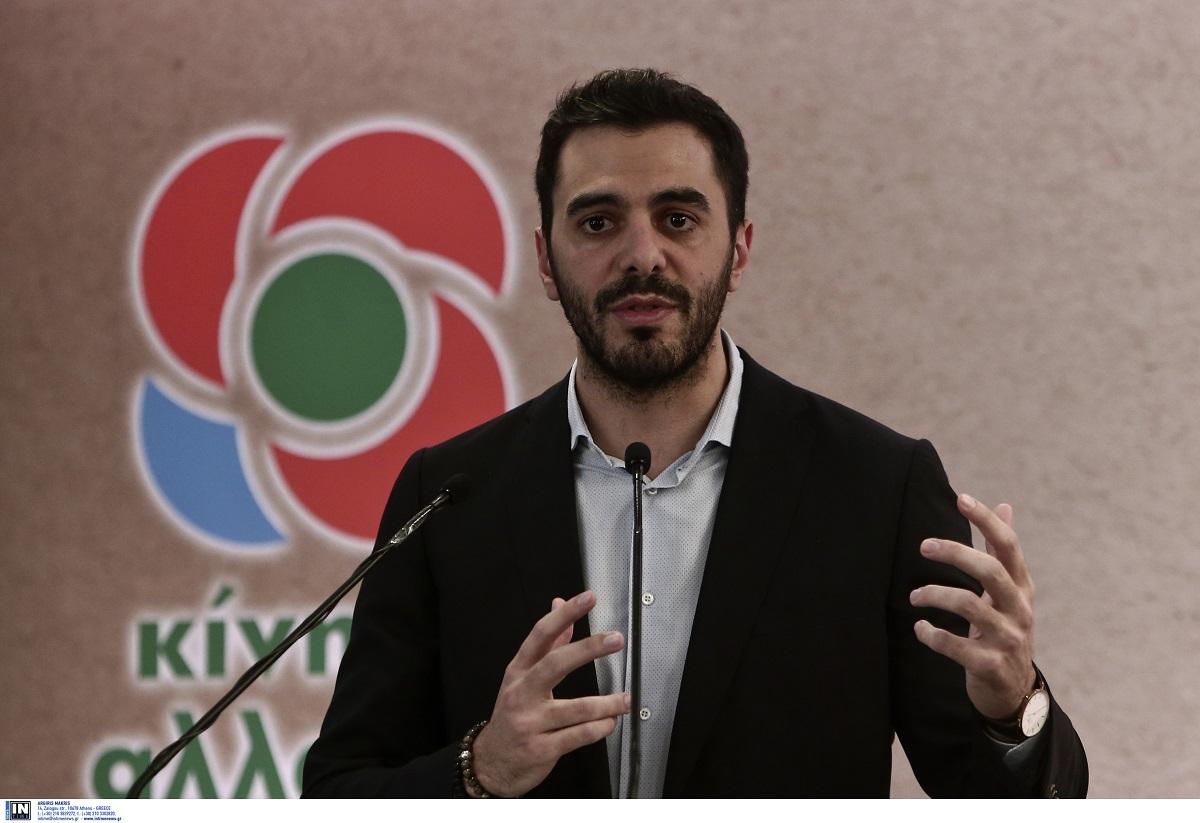 Νέος εκπρόσωπος Τύπου του ΚΙΝ.ΑΛ. ο Μανόλης Χριστοδουλάκης