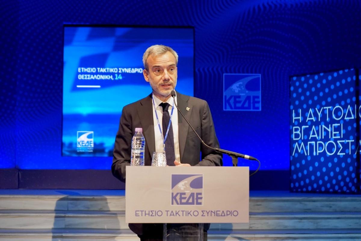 Κ.Ζέρβας: Στα 12 εκατ. ευρώ το οικονομικό αποτύπωμα της πανδημικής κρίσης στον Δήμο Θεσσαλονίκης